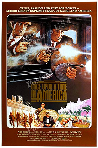Posters USA - Once Upon a Time in America Movie Poster GLOSSY FINISH - MOV066 (24