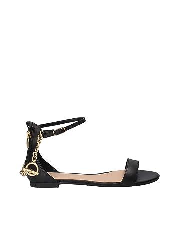 Guess FLRON2 LEA03 Sandalen mit Absatz Frauen