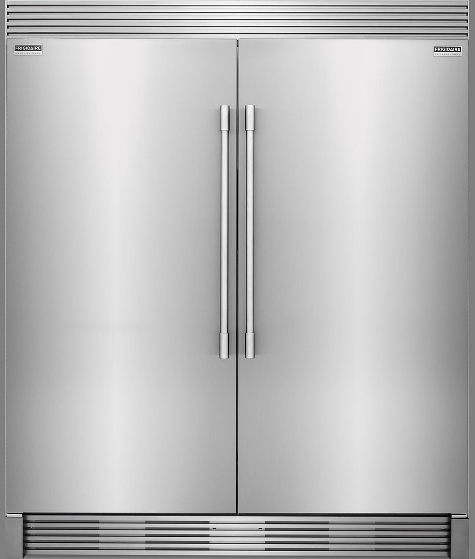 #5 rated in reliable: Frigidaire PROFESSIONAL Stainless Steel Refrigerator, scored 93/100