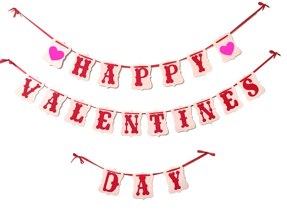 usa sales happy valentines day banner valentines day decorations by usa sale
