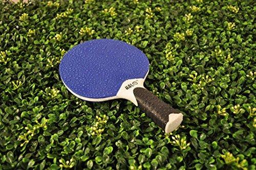 Kettler Halo 5.0 Outdoor Table Tennis Racquet Style 7211-100 Single Racquet Model