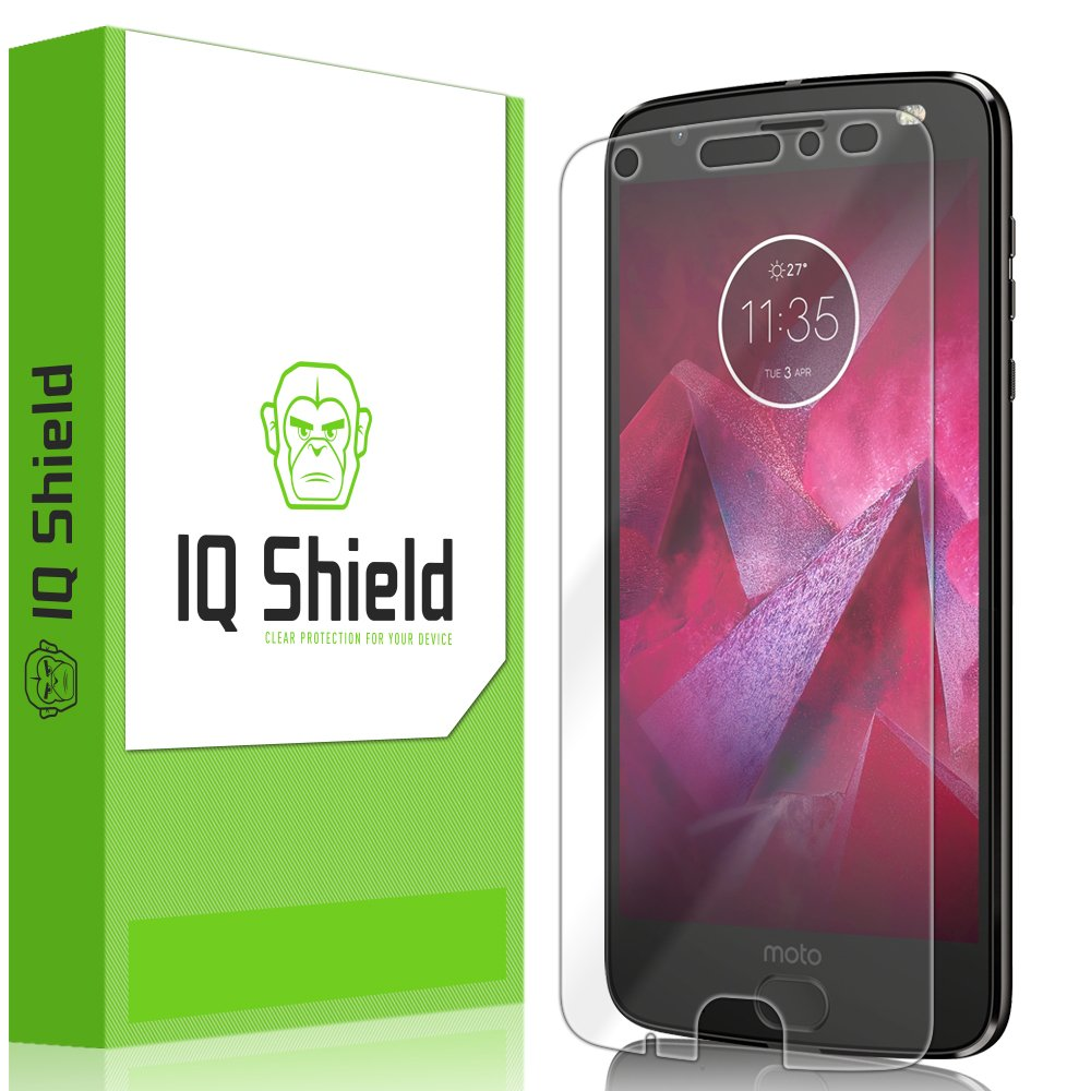 Film Protector Iqshield P/ Moto Z2 Force