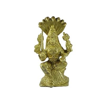 Amazon Com Royal Handicrafts Brass Goddess Annapurneshwari Clothing