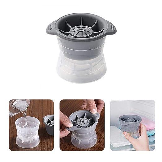 Pagacat - Molde de silicona para hacer bolas de hielo, para ...