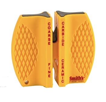 Smith's CCKS 2-Step Pocket Knife Sharpener