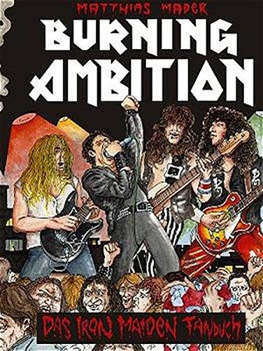 Burning Ambition: Das Iron Maiden Fanbuch