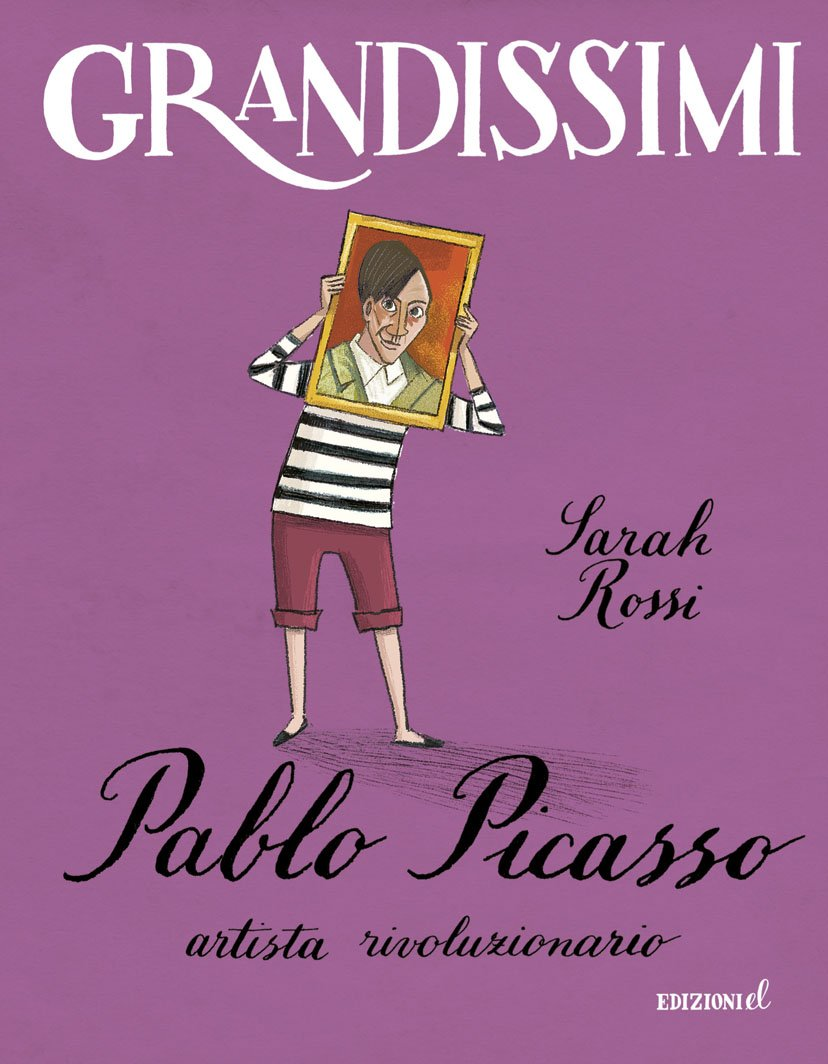 Pablo Picasso, artista rivoluzionario. Ediz. illustrata Copertina flessibile – 16 feb 2016 Sarah Rossi B. Bongini EL 8847733391