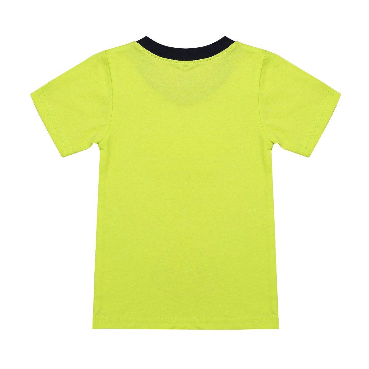 iiniim Ensembles V/êtements de Nuit Shorts et Haut B/éb/é Enfant Gar/çon Cartoon Dinosaure Imprim/é T-Shirt Manches Courte et Pantalons Court Homewear Coton 1-7 Ans