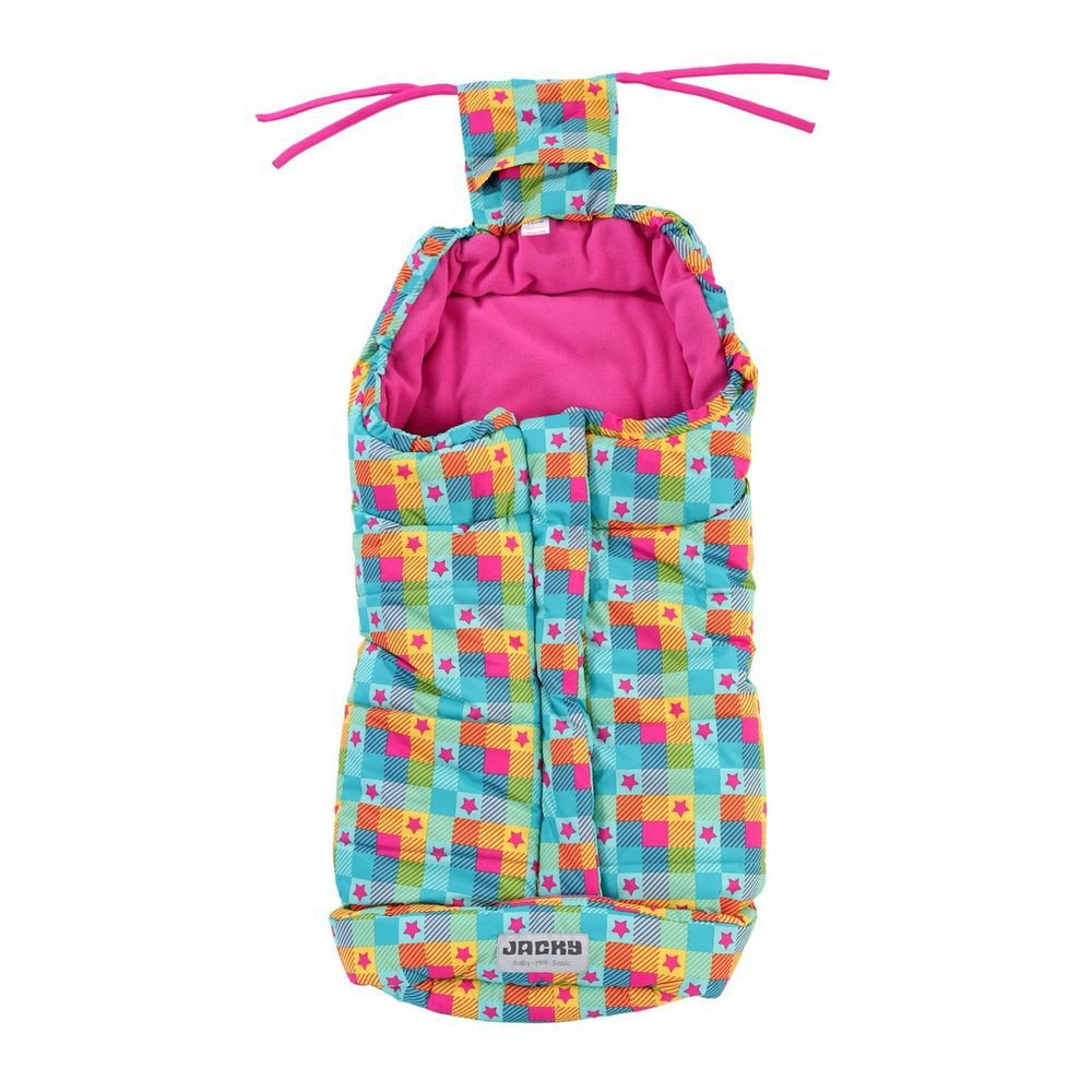 Jacky Baby Funktions Fußsack Outdoor Girls Pink 382588 Baby