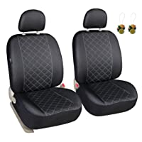 Deals on Leader Accessories Elegance 2 Front Seat Covers, Style 5