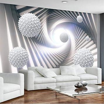 Benutzerdefinierte 9D Wandbilder Tapete Moderne Abstrakte