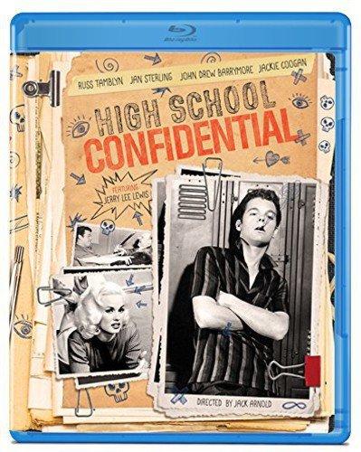 High School Confidential [Blu-ray] (Regis And Kelly)