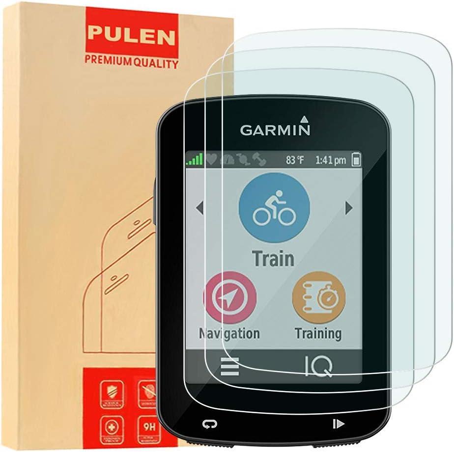 PULEN [3 Unidades Protector de Pantalla Compatible con Garmin Edge ...