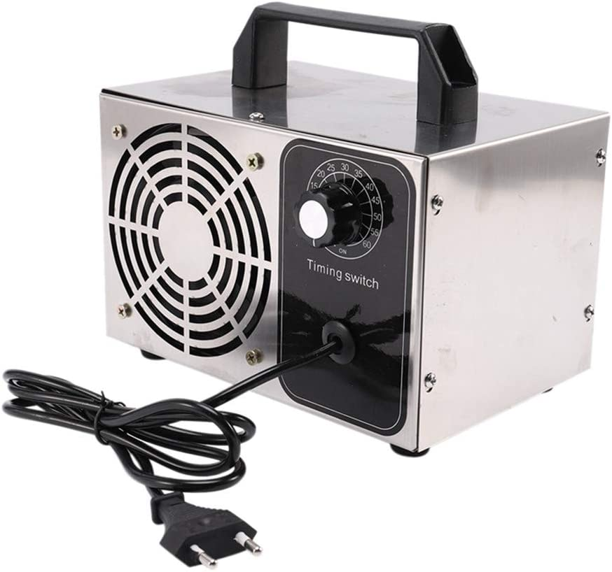 COOLOUS Commercial Ozone Generator 7000mg Ozone Machine, Home Air Ionizers for Removal for Rooms, Hotels, Cars and Pets
