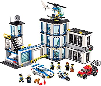 Lego City Police Police Station