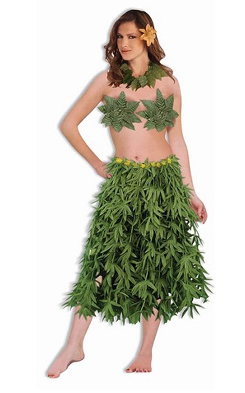Marijuana Hula Costume