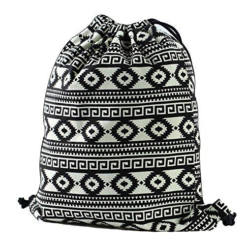 LIZIMANDU Drawstring Backpack Rucksack Shoulder product image