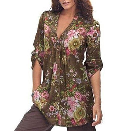 Amazon Com Roysberry T Shirts Plus Size Blouses For Women Long