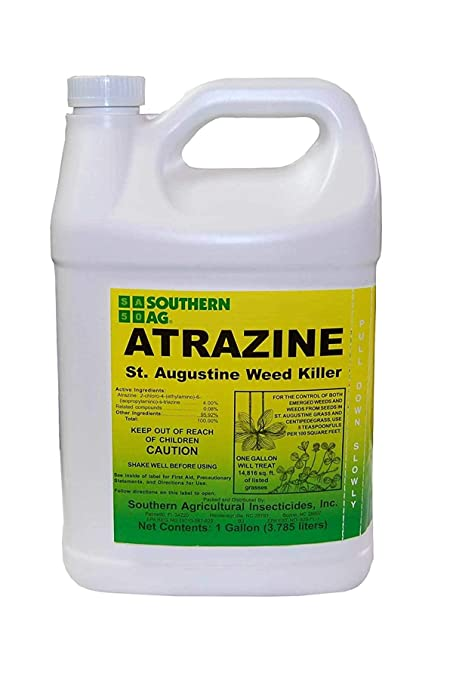 Amazoncom Southern Ag Atrazine St Augustine Weed Killer 128oz