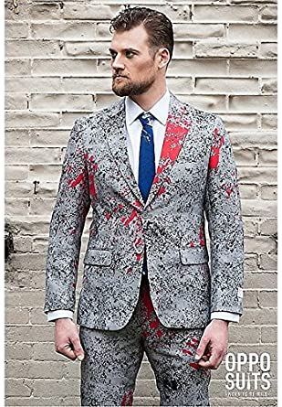 Opposuits mens Mens OppoSuits Zombiac Suit 40 by Opposuits