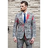 Opposuits mens Men's OppoSuits Zombiac Suit 48 by OPPOSUITS