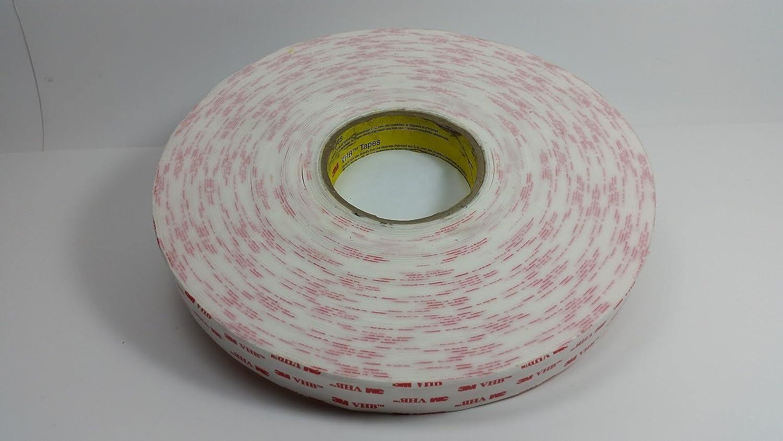 3//4 in x 36 yd 45 mil 3M™ VHB™ Tape 4941 Gray Small Pack 3 rolls per ca