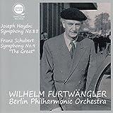 ハイドン : 交響曲 第88番 | シューベルト : 交響曲 第9番 「ザ・グレート」 (Joseph Haydn : Symphony No.88 | Franz Schubert : Symphony No.9 ''The Great'' / Wilhelm Furtwangler | Berlin Philharmonic Orchestra)