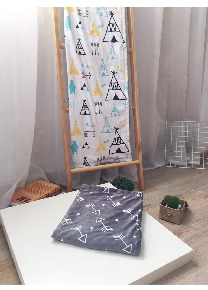 Unisex Receiving Blanket with The lion Wang Xin ba Printed Blanket Animal Blanket Baby Toddler Soft 2 Layer 30 x 48