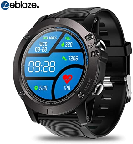 Zeblaze VIBE 3 PRO Sports Tracker Android IOS Bluetooth Smartwatch Heart Rate Waterproof Smart Bracelet Detection Extra Long Standby