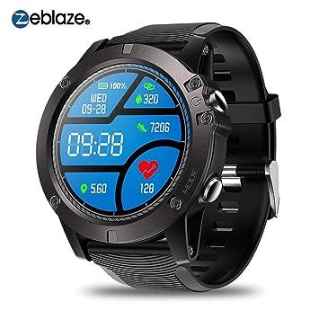 Zeblaze VIBE 3 PRO Sports Tracker Android IOS Bluetooth Smartwatch Frecuencia cardíaca Impermeable Pulsera inteligente Detección Extra largo Modo de ...