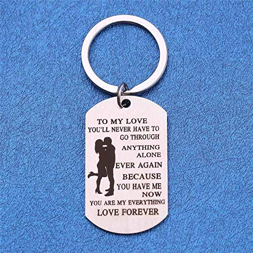 Amazon.com: Mct12 Personalized Hand Highlighted Date Keyring ...