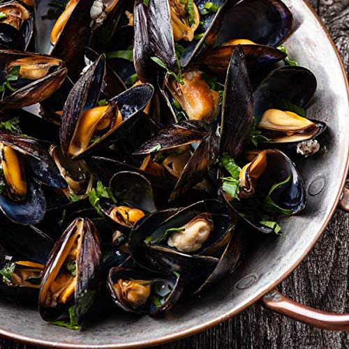 Cameron's Seafood Mussels 9 pounds