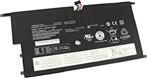 Fully 45N1702 45N1703 Replacement Battery Compatible with Lenovo ThinkPad New X1 Carbon 14 4ICP5/58/73-2 - 14.8V 45wh