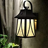 Cloudy Bay Outdoor Wall Lantern with Dusk To Dawn