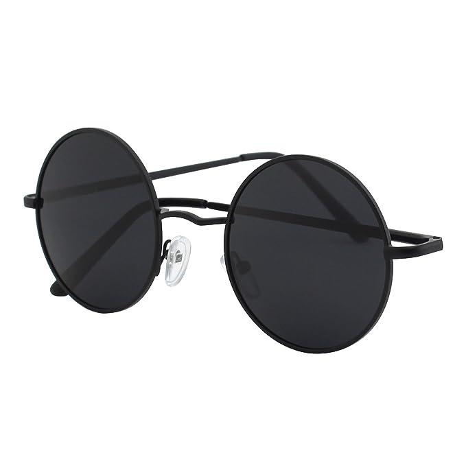 109 opinioni per CGID E01 Occhiali da Sole Uomo e Donna Retro Vintage Stile Lennon Rotondi