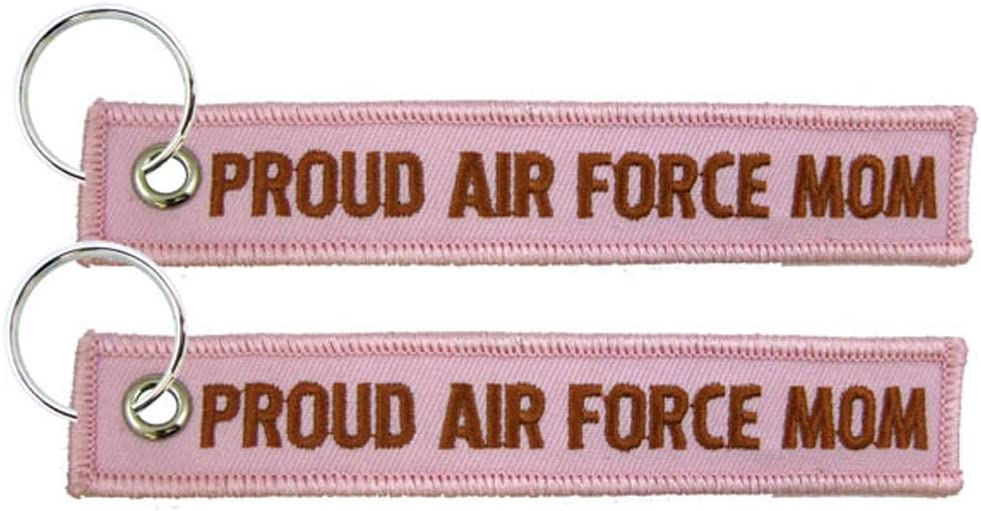 Eagle Crest Proud Air Force Mom Key Chain 127074-73290