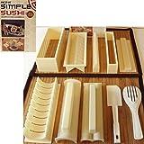 The Complete Home - Kit per preparare il sushi da 10 pezzi