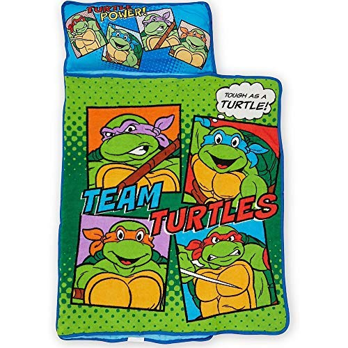 Ninja Turtles Kids Teenage Mutant Nap Mat by Ninja Turtles Kids (Image #1)