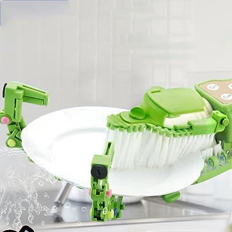 Meiyiu Simple Handhold Dishwasher Dish Washing Machine Kitchen Supplies