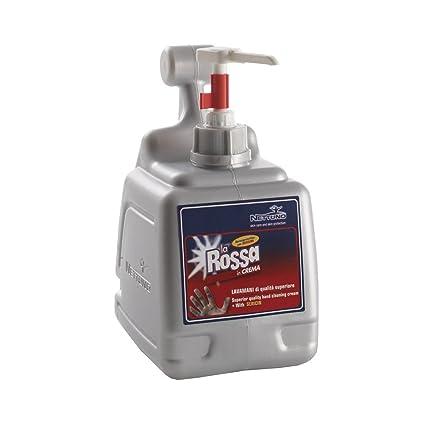 NETTUNO - 35298 : Dispensador Jabón Crema Lava-Manos Para Taller 3L