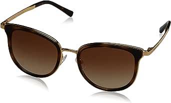 Michael Kors ADRIANNA I MK1010 Sunglasses 110113-54 - Dk Tortoise/gold Frame, MK1010-110113-54