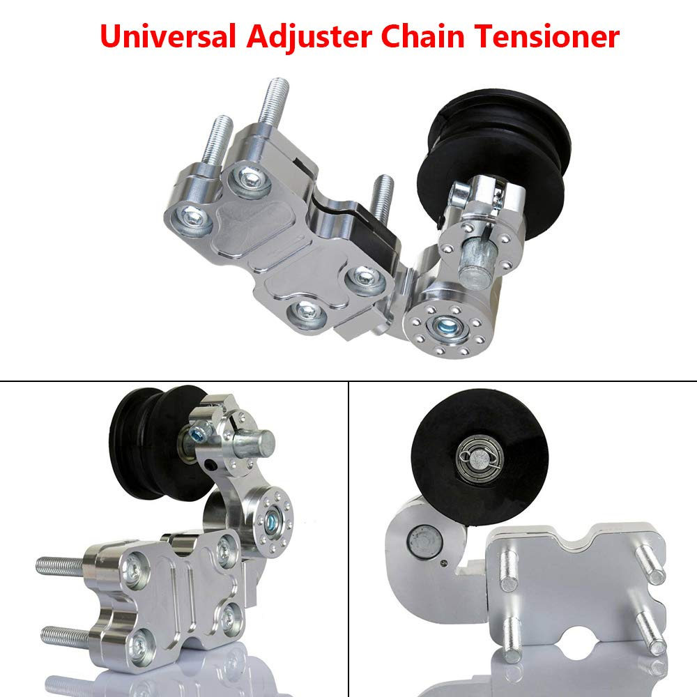 Wingsmoto Heavy Duty Chain Roller Tensioner w//Spring 110cc 125cc 140cc Pit Pro Dirt Bike