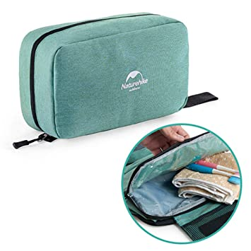 e50934541f21 Amazon.com: Travel Wash Cosmetic Makeup Toiletry Bag Capacity ...