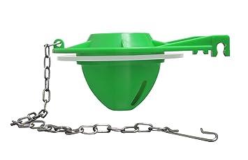 3 inch toilet flapper. Keeney K833 1 3 Inch Adjustable Water Saving Flapper  Green
