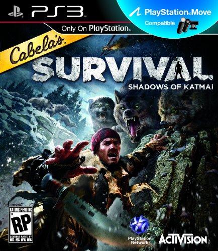 Cabelas Survival: Shadows of Katmai - Playstation 3 (Action Games Ps3)