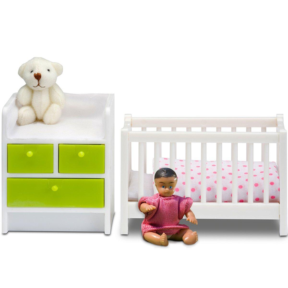 Lundby Smaland Babyzimmer