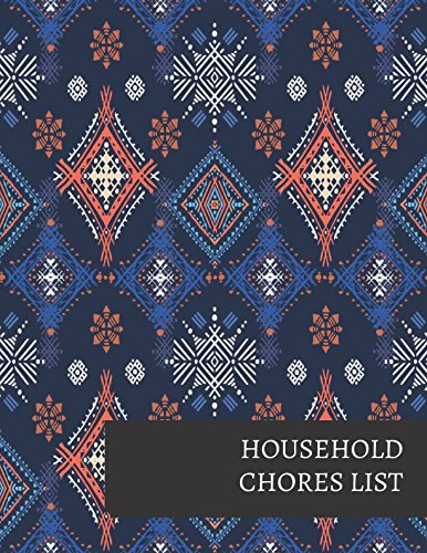 Download Household Chores List PDF