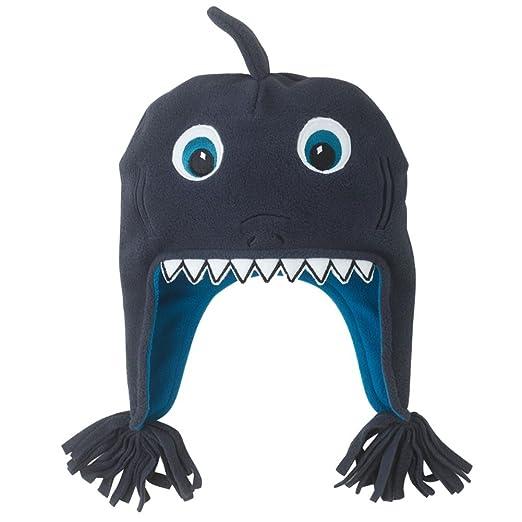 fb53e24d235 CP Infant   Toddler Boys Blue Microfleece Shark Peruvian Trapper Hat 6-12  Months