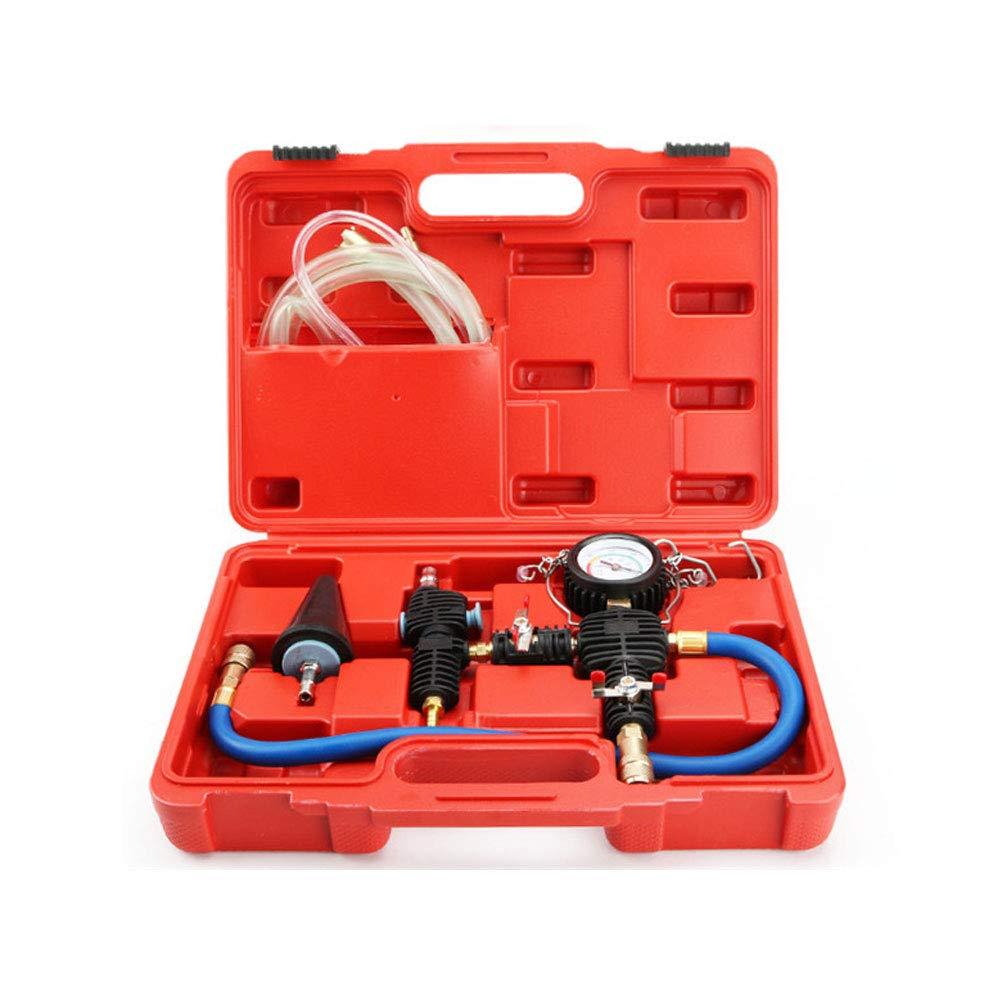 PinShang Purge + Refill Tool Kit Universal Radiator Vacuum Cooling Pump System No Bleeding