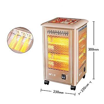 Heating Calentador de Cinco Lados, Asador a la Parrilla ...